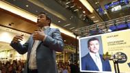 Antalya'da gazeteci İsmail Küçükkaya'ya yoğun ilgi