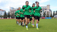Kemerli kadın futbolcuların hedefi 2'nci Lig ve şampiyonluk
