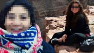 İstanbul'da şaşkına çeviren olay! Genç kadının üzerine işedi
