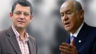 Özgür Özel'den Devlet Bahçeli'ye Tipitip yanıtı: Gargamel
