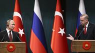 Erdoğan ve Putin'den son dakika açıklaması