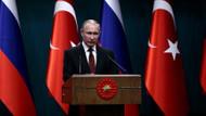 Putin: Türkiye ile terörle mücadele işbirliğimiz sürecek
