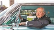Devlet Bahçeli 11'inci klasik otomobilini aldı!
