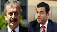 Selahattin Demirtaş ve Sırrı Süreyya Önder için 5 yıla kadar hapis talebi