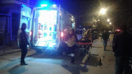 2 katlı ev çöktü: 2 ölü, 8 yaralı