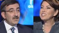 AKP'li Bakan çok sesli medyamız var dedi, Şirin Payzın nasıl güleceğini şaşırdı