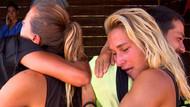 Survivor'da veda zamanı! Gözyaşlarına boğuldular