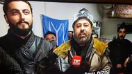TRT Ana Haber'de akıl almaz anlar: Diriliş Ertuğrul kostümüyle