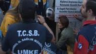Kalp krizi geçiren vatandaşa CHP'li Canan Kaftancıoğlu'ndan ilk müdahale