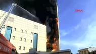 Hastane yangının çıkış sebebi ile ilgili şok iddia