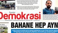 Özgürlükçü Demokrasi gazetesinin 2 yöneticisi tutuklandı
