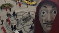 La Casa de Papel'den Türkiye'ye özel olay tanıtım