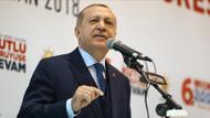Erdoğan: Askerlerimizle sanatçılarımızın fotoğrafı o zatı rahatsız etmiş