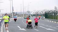Vodafone İstanbul yarı maratonundan renkli görüntüler