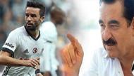 Gökhan Gönül'den İbrahim Tatlıses'e: Beşiktaş için kanımı akıtırım