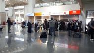 Diyarbakır- Bursa seferini yapacak uçak arızalandı, yolcular indirildi