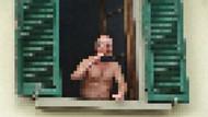 İstanbul'da skandal olay: Karşı komşuya camdan çıplak taciz