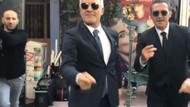 Talat Bulut ve Mehmet Pamukçu'nun dansı sosyal medyayı salladı!