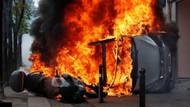 Fransa'da olaylı 1 Mayıs! Göstericiler polisle çatıştı