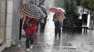Meteoroloji'den flaş uyarı: Ankara'da kuvvetli sağanak yağış...