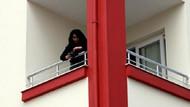 Balkonda tecavüz çığlığı! Balkona çıkıp yardım istedi
