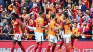 Şampiyonluğa son adım! Galatasaray 2 - Yeni Malatyaspor 0