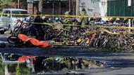 Endonezya'da 3 kiliseye intihar saldırısı: 9 ölü, 40 yaralı