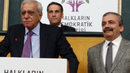 HDP'de Ahmet Türk aday değil, Sırrı Süreyya ne yapacak?