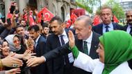 Türkler Erdoğan'ı İngiltere'de bu sloganla karşıladı