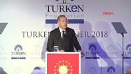 Erdoğan: Mülteci meselesi batının gerçek yüzünü...