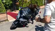Hollywood yıldızı Sarah Butler İstanbul'da yaralandı