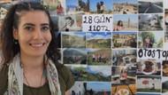 Elif Omput, otostopla 26 bin km yol kat edip 71 şehri gezdi
