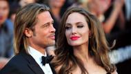 Angelina Jolie, Brad Pitt'i çabuk unuttu!