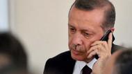 Cumhurbaşkanı Erdoğan'dan Filistin için telefon trafiği