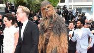 Han Solo: A Star Wars Story galasında güzeller geçidi