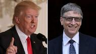 Bill Gates: Trump bana iki kez HIV ile HPV arasındaki farkın ne olduğunu sordu