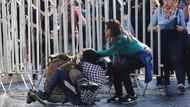 Şili'de kadın isyanı: Cinsel istismara son!