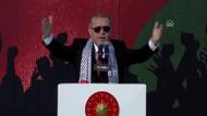 Son dakika: Erdoğan: İslam dünyası ve insanlık Kudüs'te sınıfta kalmıştır