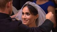 Kraliyet düğününden Meghan Markle'ın en özel anları