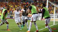 Şampiyon Galatasaray! Göztepe 0-1 Galatasaray