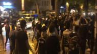 Bağdat Caddesi'nde şampiyonluk kutlamasına saldırı