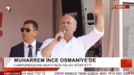 Muharrem İnce'nin sosyal medyayı sallayan videosu: İzmir Marşı söylerken..