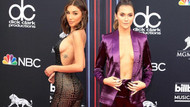 Billboard Müzik Ödülleri'ne dekolteler damga vurdu