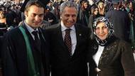 Bülent Arınç'ın oğlu Ahmet Mücahit Arınç AKP'den aday