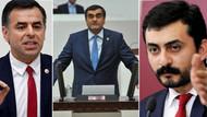 CHP'de Eren Erdem ve Barış Yarkadaş liste dışı!