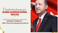 AK Parti'den Erdoğan için bağış kampanyası