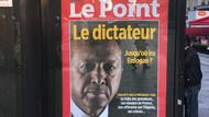 Fransız dergisi Diktatör Erdoğan kapağıyla çıktı, sokaklara afiş astı
