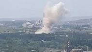 MKEK barut fabrikasında patlama: 1 ölü, 6 yaralı