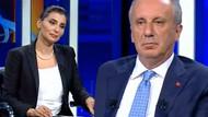 CNN Türk'te Muharrem İnce yayınına Hande Fırat damga vurdu