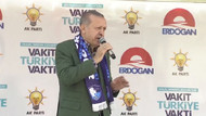 Erdoğan: İnce bisiklete binmeye devam etsin!